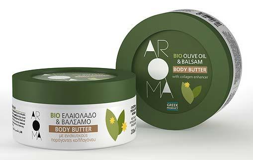 Aroma Olive Oil Body Butter Cream