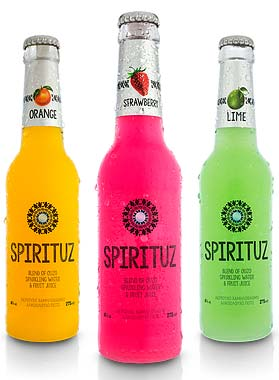 Spirituz Soft Drinks