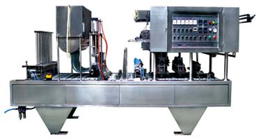 Automatic Cup Filling Machine