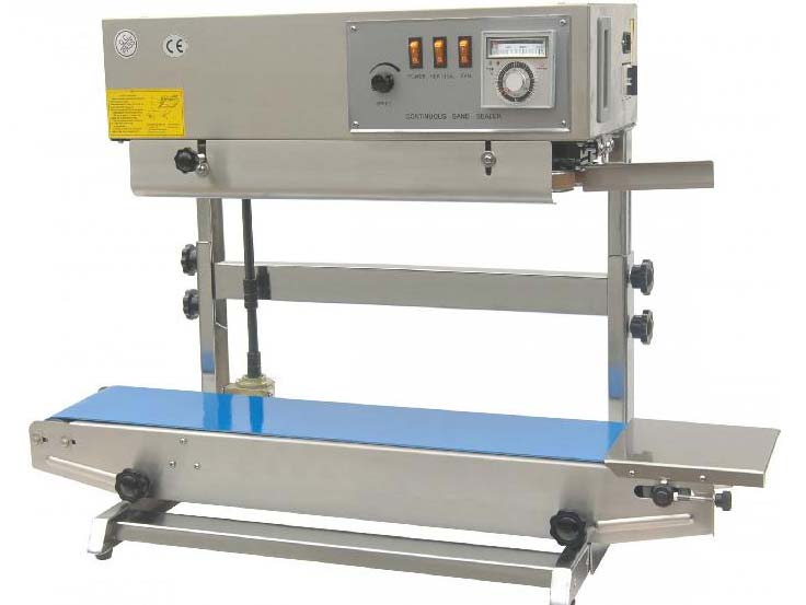 Vertical Continuous  Sealing Machine Vertical