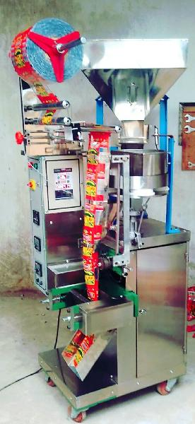 Mineral Water Pouch Packaging Machines