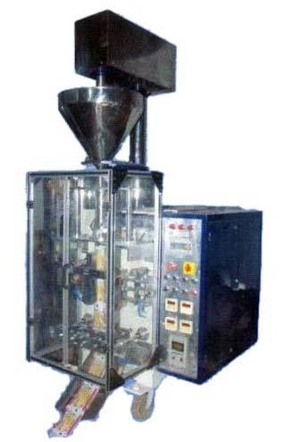 Pneumatic Collar Type Auger Filler Packaging Machine