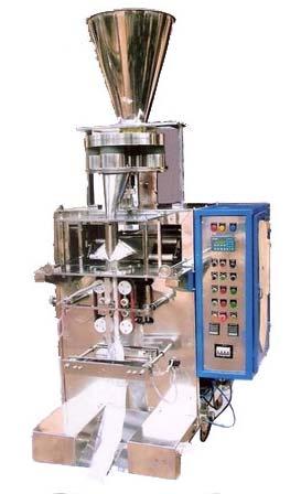 Pneumatic Collar Type Cup Filler Packaging Machine