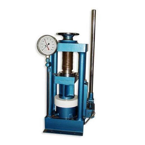 AT-108 Manually Hand Operated Compression Testing Equipment