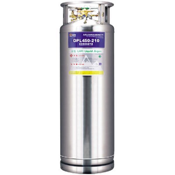 Nitrogen Gas Cylinder 01