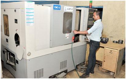 CNC Machine 01