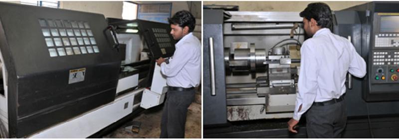 CNC Machine 02