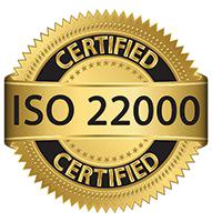 Znalezione obrazy dla zapytania iso 22000