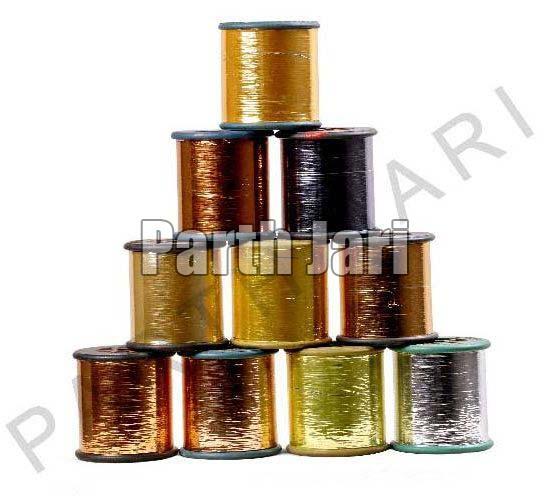 Metallic Jari Thread