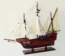 Santa Maria Wooden Model Ship
