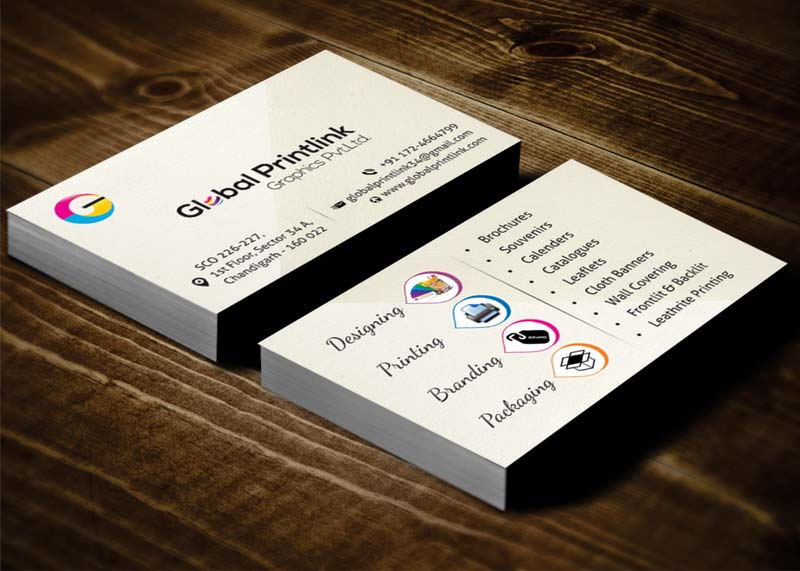 Graphic design services in chandigarhprinting services visiting card colourmoves