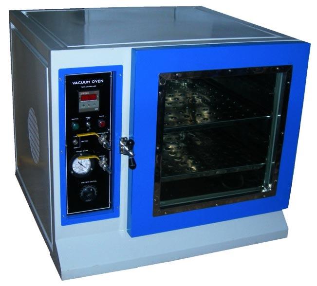 Double Walled Vacuum Oven (Rectangular)