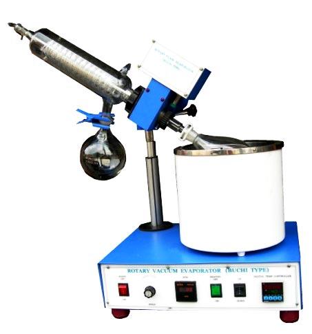 Vacuum Rotary Evaporator (Motorized)