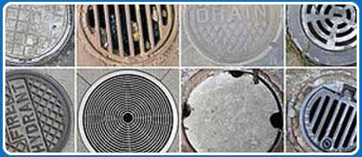 Precast Manhole Covers & Frames