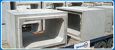 Precast Concrete Box Culverts