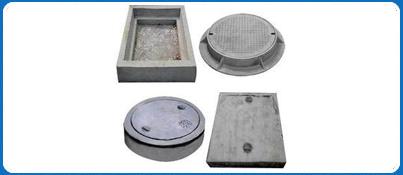 SFRC Manhole Covers & Frames