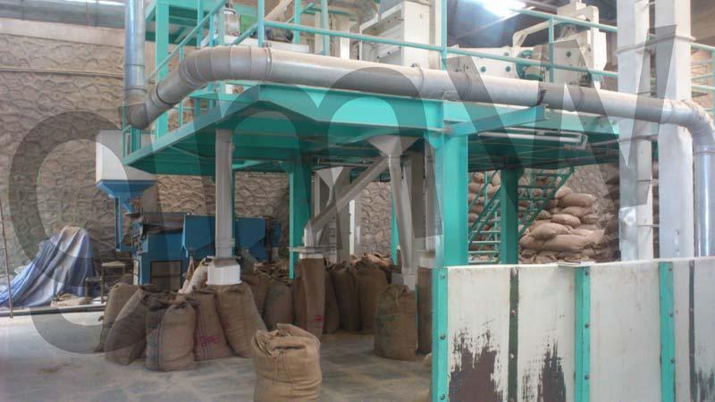 小麦清洗厂03