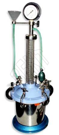 Air Entrainment Meter
