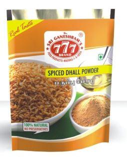777 Spiced Dhall Powder