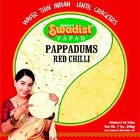 Indian Papad
