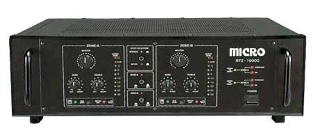 BTZ Series Amplifier