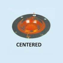 Centered Diaphragm