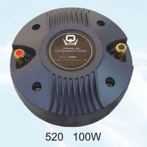 Compression Driver (520-100W)
