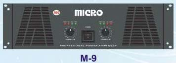 M Series Amplifier (M-9)