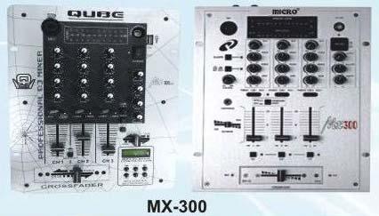 Professional Audio Mixer (MX-300)