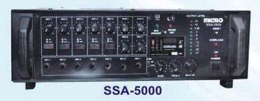 SSA Series Amplifier (SSA-5000)