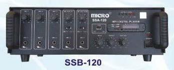 SSB Series Amplifier (SSB-120)