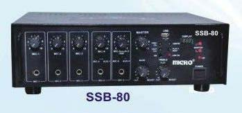 SSB Series Amplifier (SSB-80)