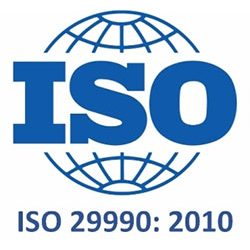 ISO 29990 Certification Consultancy
