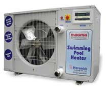 Swimming Pool Water Heater 02