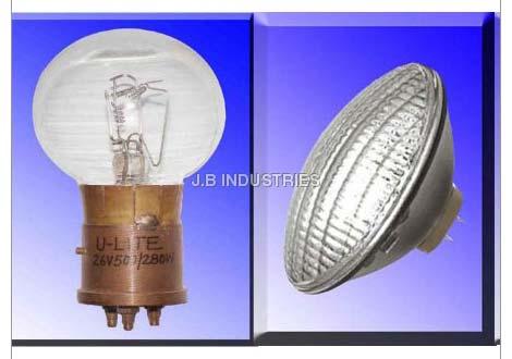 Sealed Beam Landing Lamp