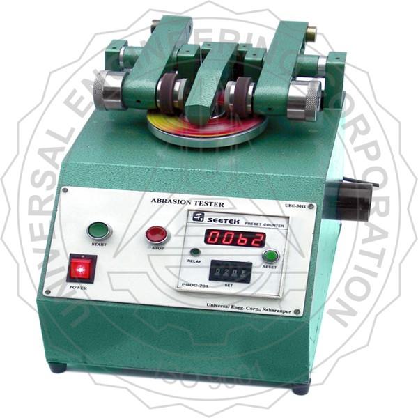 Abrasion Tester (UEC-3011)