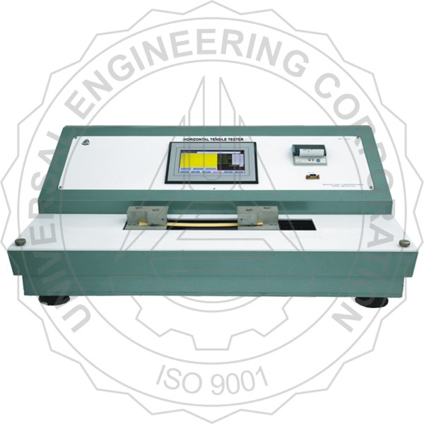 UEC-1005 D Tensile Tester (Horizontal Model, Microprocessor Based)