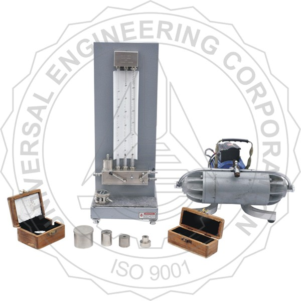 UEC-1013 Smoothness & Porosity Tester (Bendtsen Type)