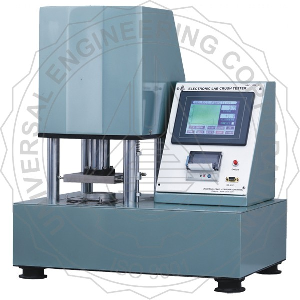 UEC-1026 B Laboratory Crush Tester (Electronic)