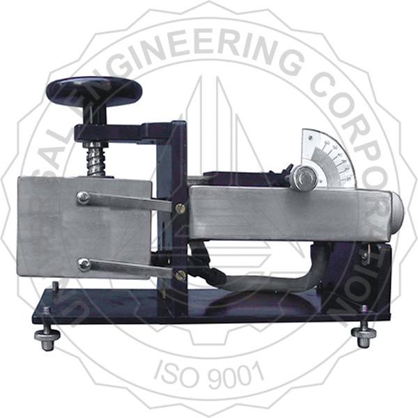 Paper Curl Tester (UEC-1028)