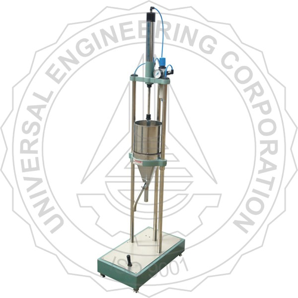 Pneumatic Type Beating & Freeness Tester (UEC-2002 B)