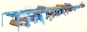3/5 Ply Corrugation Machine