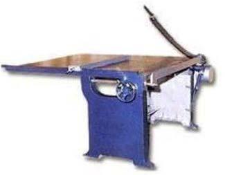 Hand Operated Board Cutting Machine