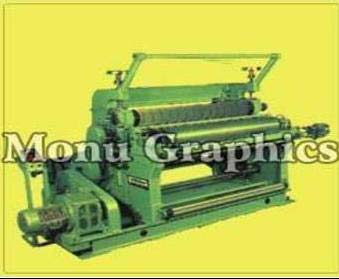 Vertical Type Corrugation Machine 02