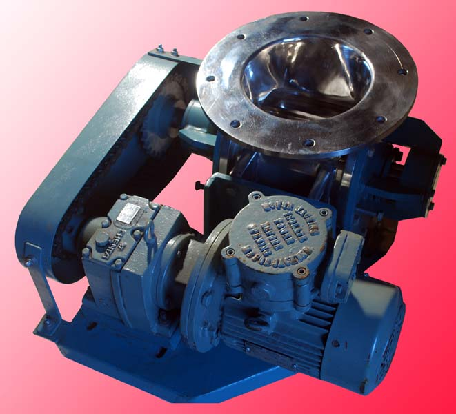 Rotary Airlock
