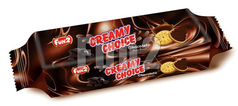 Chocolate Cream Biscuits (180GM)