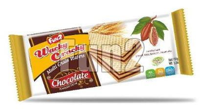 Chocolate Wacky Cracky Wafers