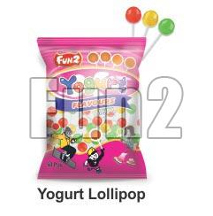 Yogurt Lollipop