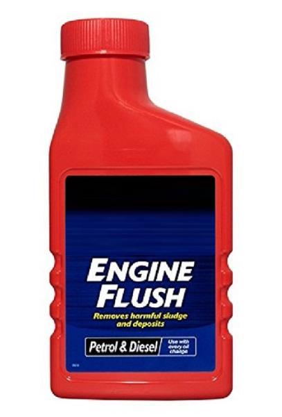 Engine Oil Flush 02