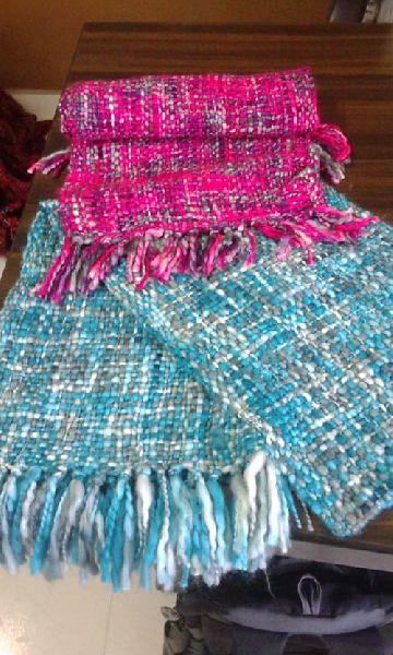 Dyed Yarn Mufflers